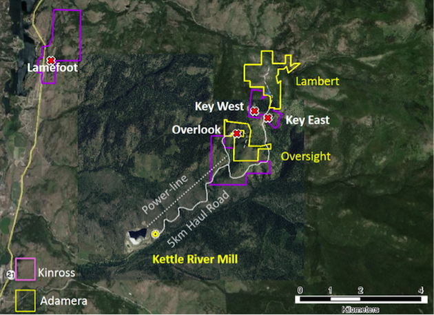 Potential of High-Grade Gold Deposits Draws Adamera to Washington