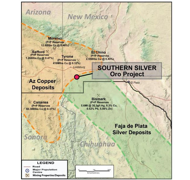 High-Grade Gold Discovery in New Mexico Doubles the Opportunities for Southern Silver Exploration
