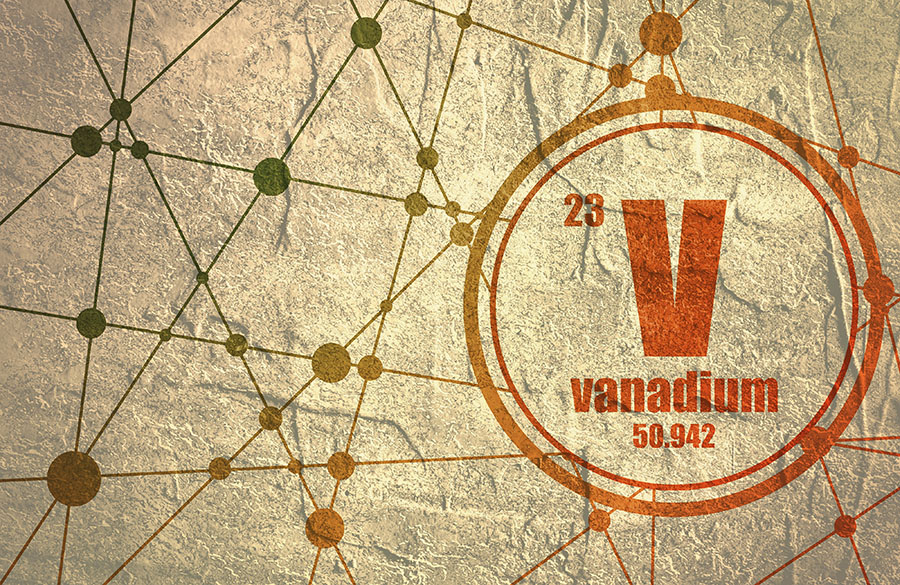 Explorer Continues Work on Vanadium Project in Nevada