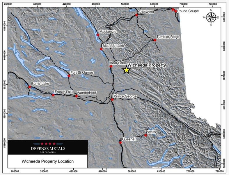 Highest Grade Intercept to Date Cut at Canadian Rare Earth Project