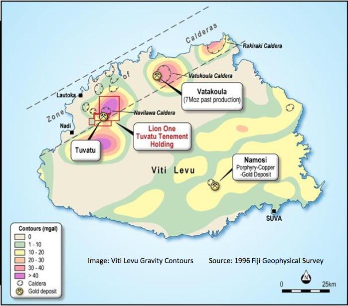 Explorer & Developer Buys Drilling Equipment for Use at Fiji