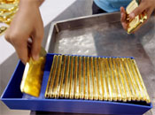 Gold in China