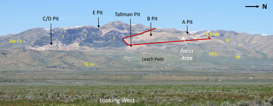 Metallurgy Shows High-Grade Oxide Gold Mineralization at Idaho Project