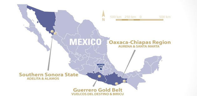 Minaurum Gold Advancing Alamos Silver