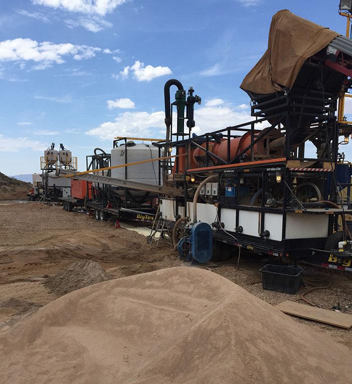 Mineworx Mobile Mill