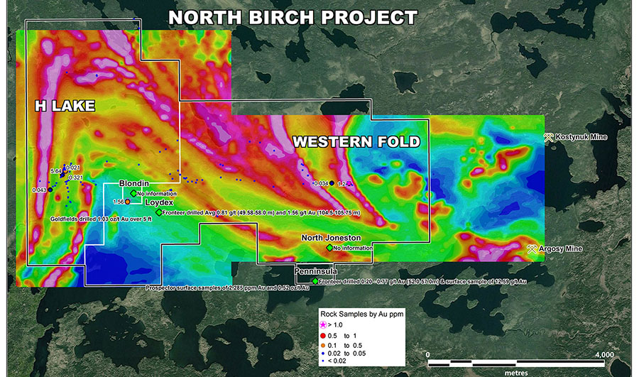 Company Sells Colombia Assets and Exercises Options to Advance Ontario Project