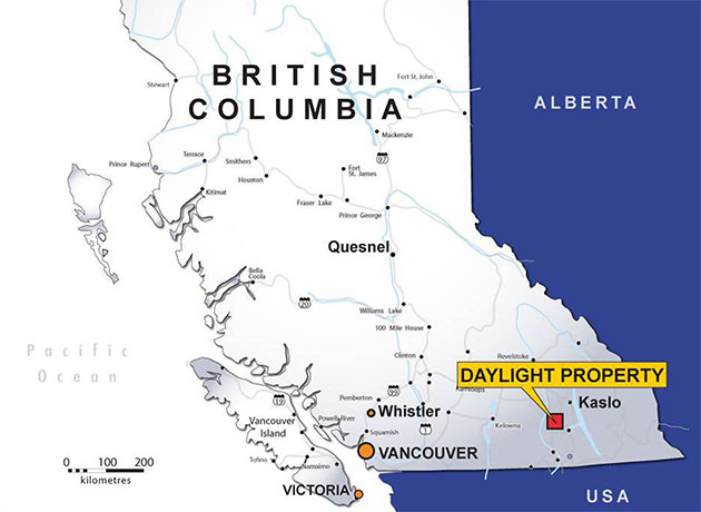 Junior Miner Cracks a Strategic Tough Nut in British Columbia