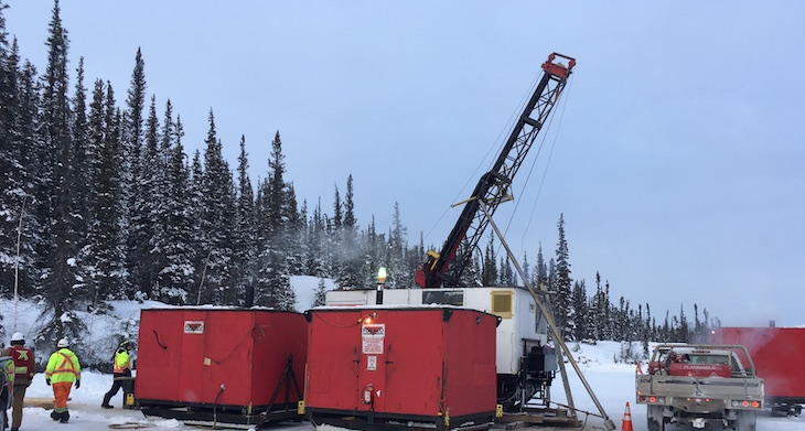 Drill Results May Double Size of Gold-Bearing Structure on Canadian Project