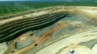 Otjikoto Gold Mine