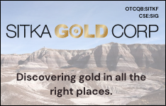 Learn More about Sitka Gold Corp.