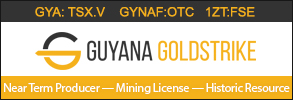 Guyana Goldstrike Inc.
