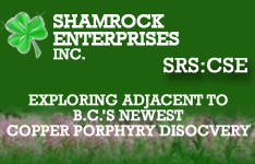 Shamrock Enterprises Inc.