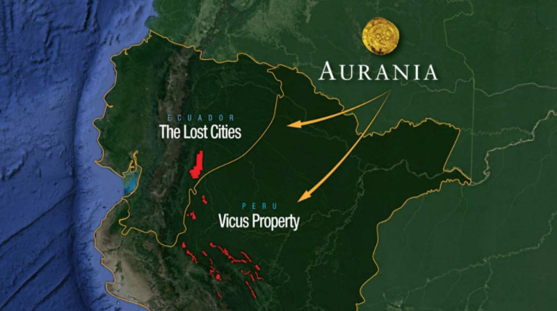 Precious Metals Explorer Begins Drilling at Ecuadoran Copper-Silver Property