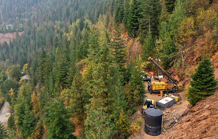 Bringing Back a Former Mine in Idaho's Silver Valley, with a Focus on a Rapid Restart