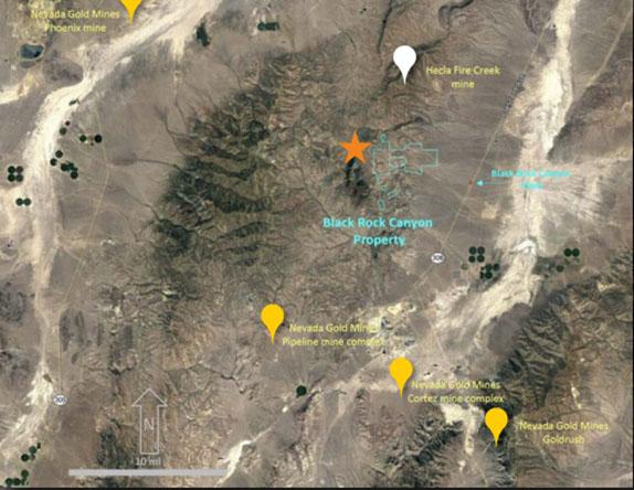 Cyon Map