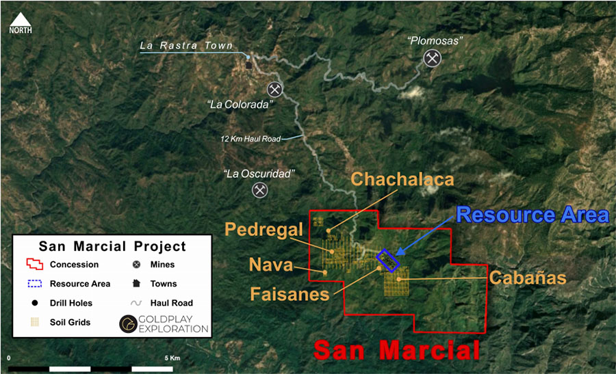 Resource Estimate Increases Silver 59% in Historical Mexican Mining District