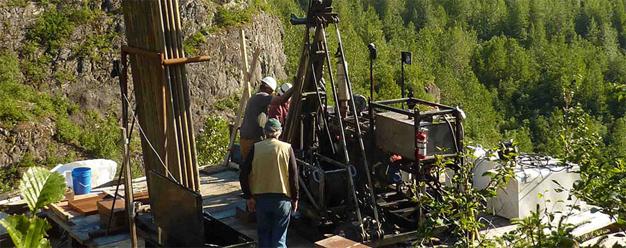 Grande Portage Resources Strikes Gold