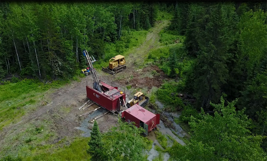 Exploration Firm Reports All 59 Holes Intersected Gold Mineralization
