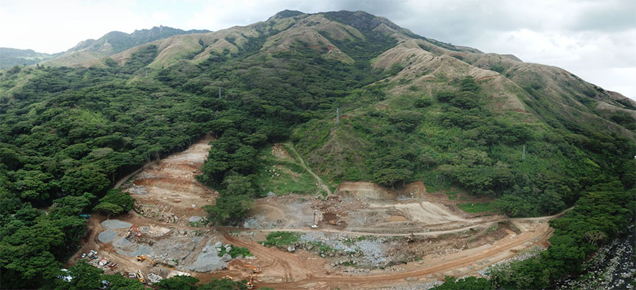 Explorer Reports 'Robust Structural Network' at Fiji Project