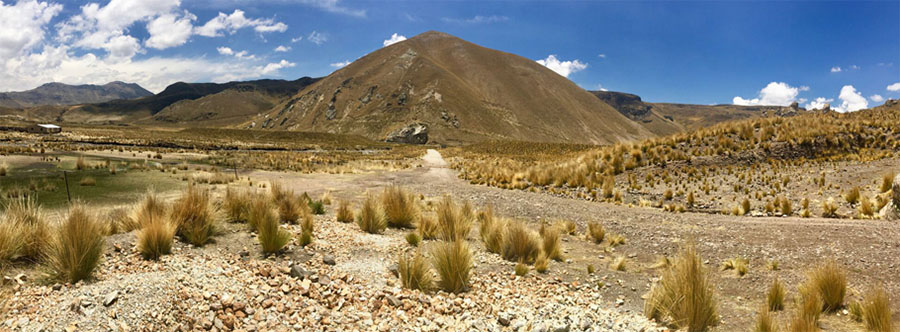 On the Search for a Major Copper Porphyry in Peru