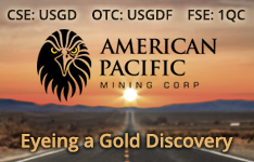 American Pacific Mining Corp.